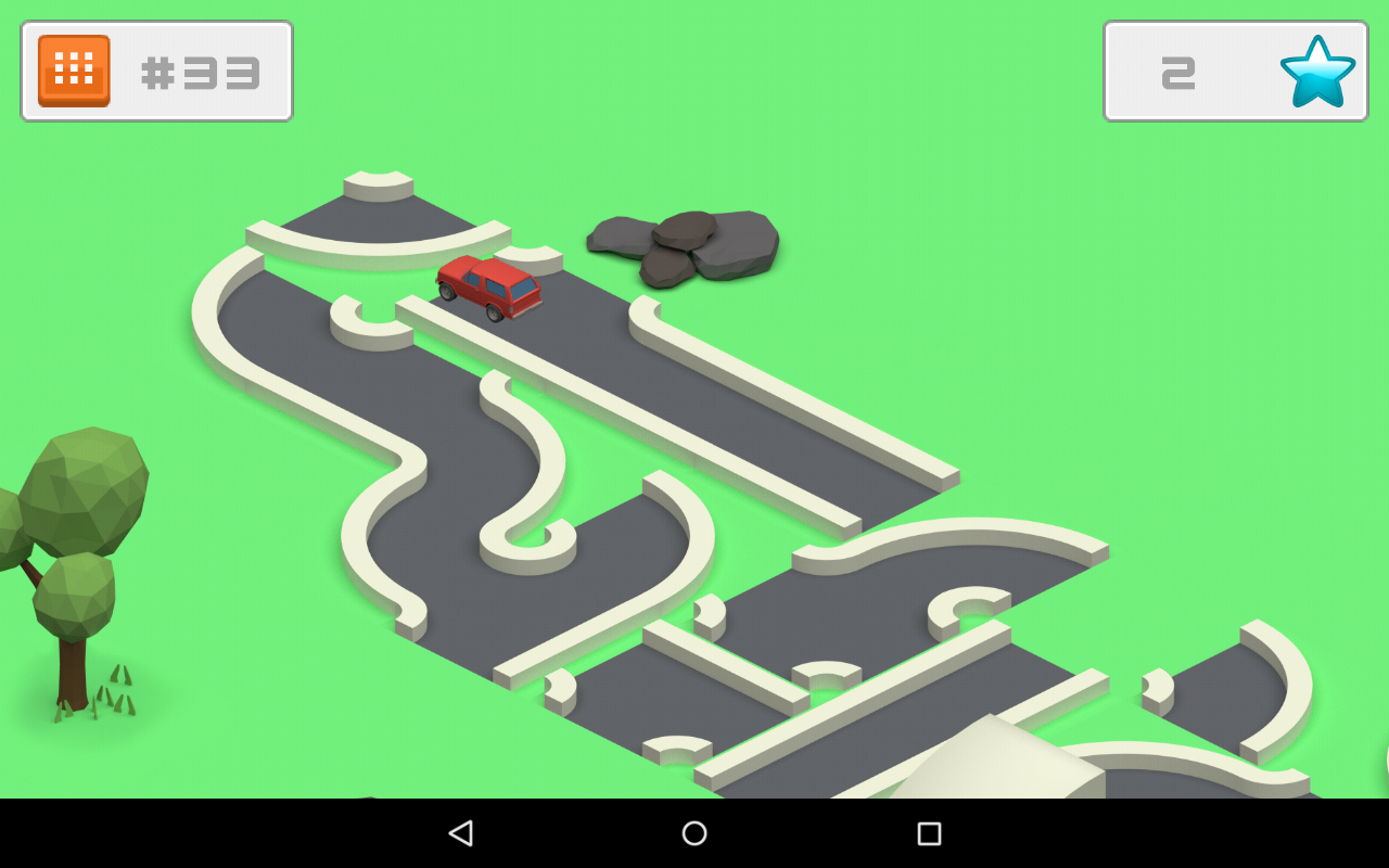 50 Shades Of Roads (Android) Review – 0% Imagination
